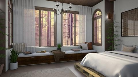Room Contest Bedroom - by I designs