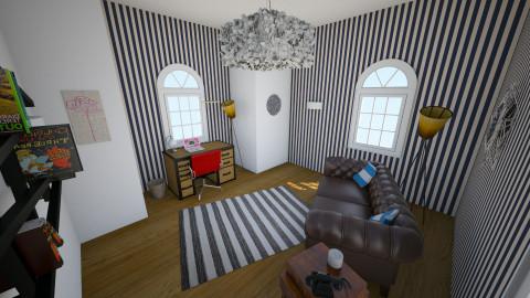 Rachel Bridge - Eclectic - Office  - by rachelbbridge