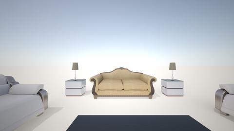 basement - Living room  - by dpaprocki