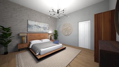 Urban style - Bedroom  - by OmarGarcia123