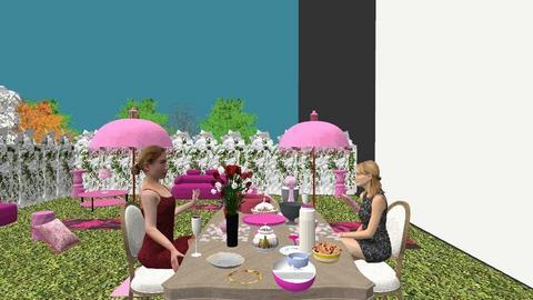 pario del te - Classic - Garden  - by Nathalie12