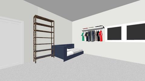 My Room - Bedroom  - by Ishaan711
