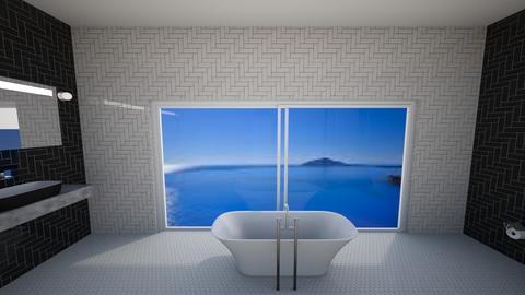 sea veiw - Bathroom  - by tse123