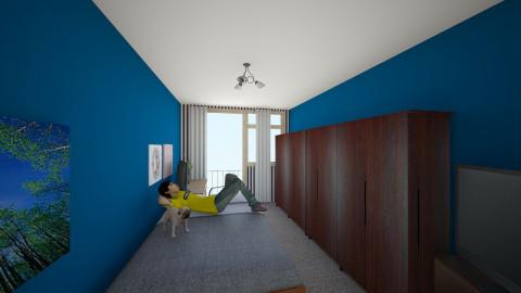 ertz - Bedroom - by Kataszabo