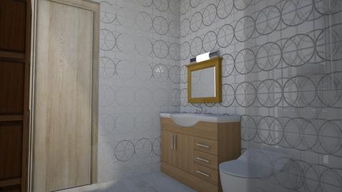 guest bathroom2 - Bathroom  - by irok