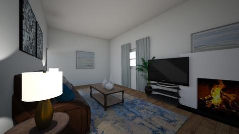 Alvis Livingroom - Modern - Living room  - by Redesigned Finds