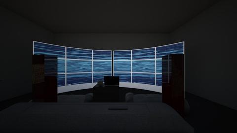 gamer - Retro - Bedroom  - by McGlashanL1