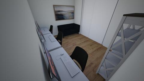 quarto pra escritorio - Modern - Office  - by Rebelo2008