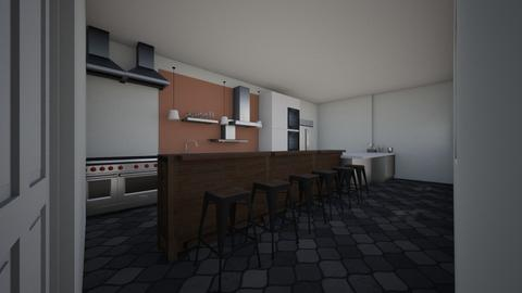 kitchen - Kitchen  - by Megatron_Creates