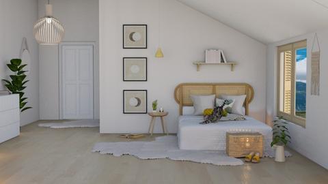 swiss bedroom - Bedroom  - by elia07