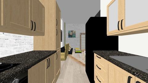 Kitchen - Modern - Kitchen  - by decordiva1