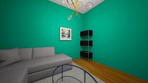 d house - Modern - by AmySia