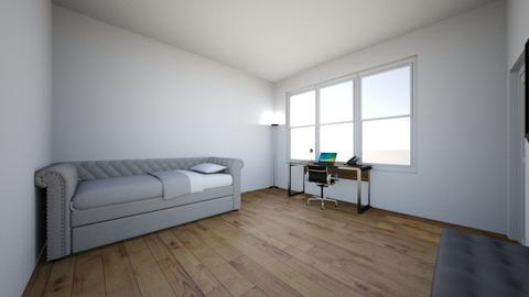 New office - Bedroom  - by Ashleigh Ayemin