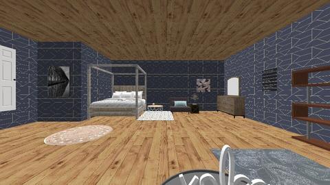 Teenage Bedroom - Feminine - Bedroom  - by Kaydence Kougher