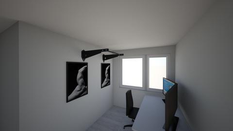 Arbeitszimmer - Office  - by marvinkucharz