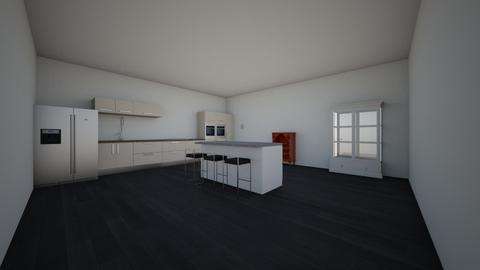 Modern Home - Modern - Kitchen  - by unknowndude