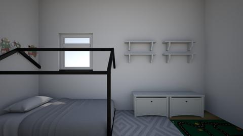 my housemehhhe - Kids room  - by design321