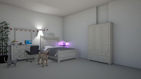 bedroom - Bedroom  - by TingoMingo