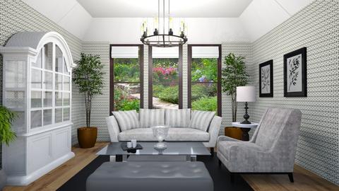 living room - Living room  - by steker2344