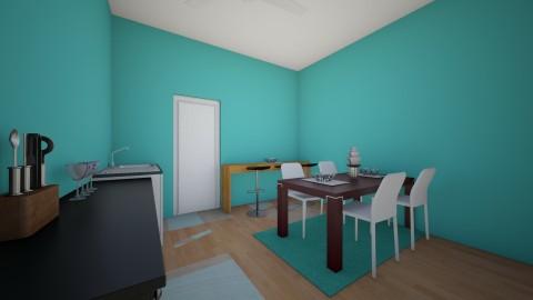 storied unfinished des - Modern - Living room - by juliet28