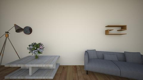 Room - Modern - Living room  - by hatabich
