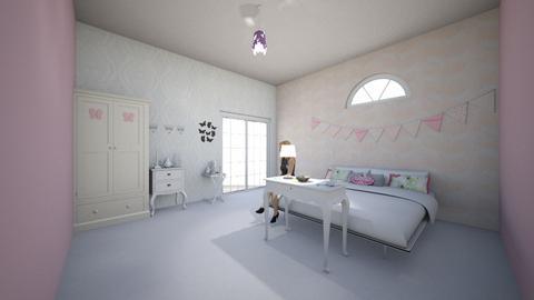 Tribute to Orionaute - Feminine - Kids room  - by ChocoRB