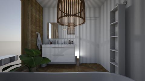 2 - Bathroom  - by furne