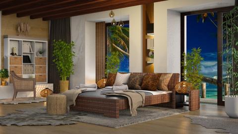 Bahama - Modern - Bedroom  - by ZsuzsannaCs