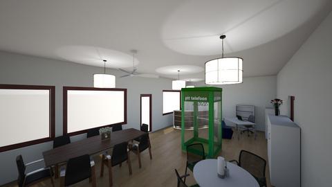 C proef Vastgoedkantoor - Eclectic - Office  - by simoensnathan