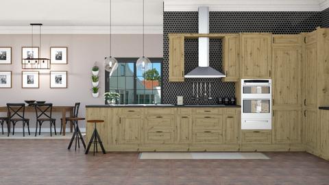 IP Artisan Kitchen - Kitchen  - by lovedsign