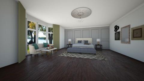 Fancy bedroom  - Classic - Bedroom  - by Lizabean19