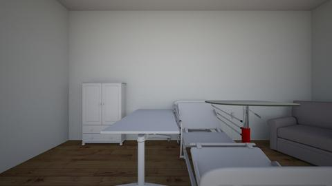 hospital room - by 255433