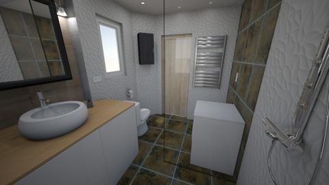 LAZIENKA_12 - Bathroom  - by neertoon