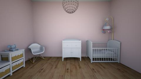 baby bedroom  - Bedroom  - by stacey patterson