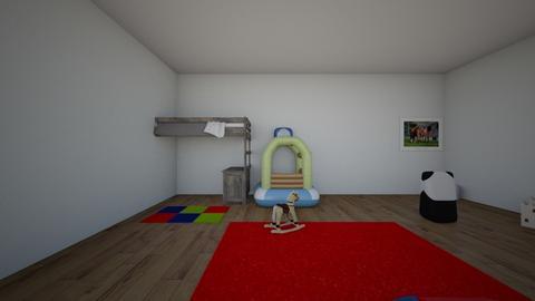 kids part 1 - Kids room  - by katicornlayla