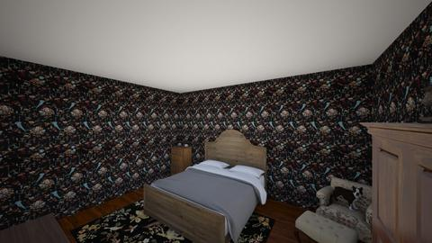 HIstory - Classic - Bedroom  - by IMDOINGTHISFORHISTORY