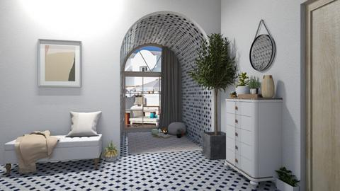 Shabby Chic Hallway - Glamour - by helsewhi