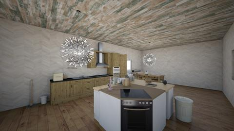 my Kitchen - Modern - Kitchen - by gkm123