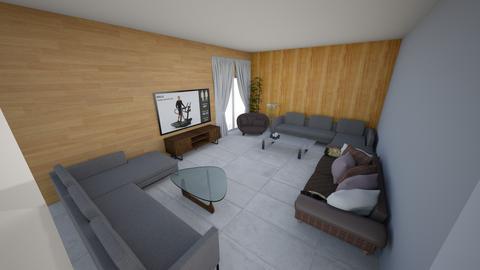 living room - Modern - Living room  - by realsabab