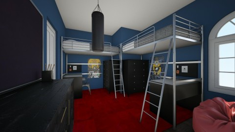 r4yh6h6h - Bedroom  - by hwoodward1