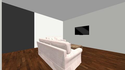 Living room opt 1 - Living room - by henry007