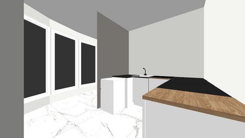 Kitchen Sasha - Kitchen  - by annacherniuk