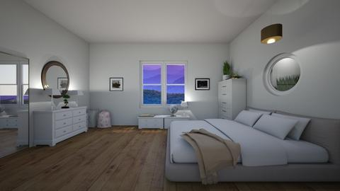 Cool Fool - Modern - Bedroom  - by matildabeast