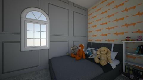 My_dream_room - by lrkstrawberry