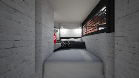 Casa231Bedroom - Eclectic - Bedroom  - by nickynunes