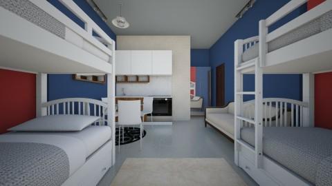 condo 3_0 - Bedroom - by edjsueno
