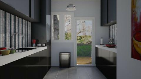 Keuken - Kitchen  - by Theadora