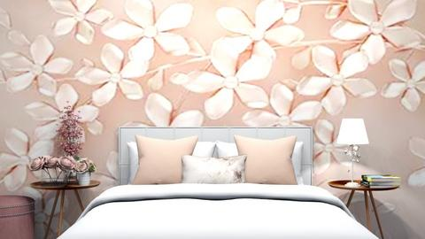 Rose Gold - Bedroom  - by KittyKat28