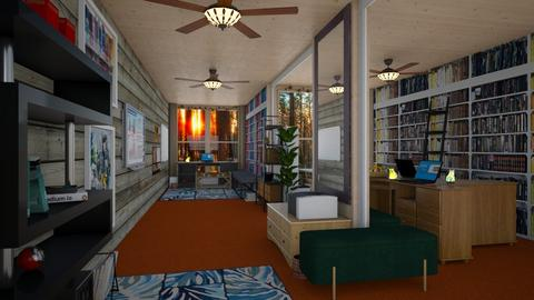 Container office - Office  - by PAPIdesigns
