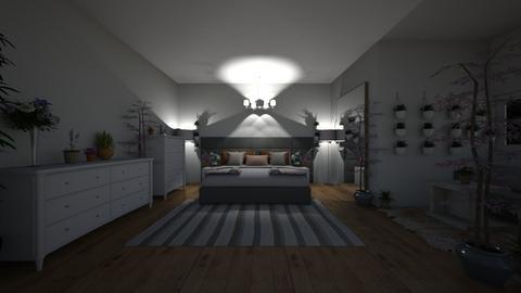 habitacion mama papa - Modern - Bedroom  - by sofiapazarribas12